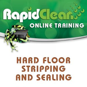 Hard Floor Course Stripping and Sealing