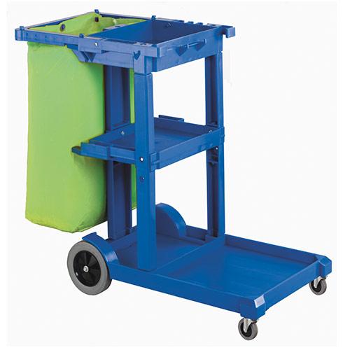 Janitors Cart and Bag