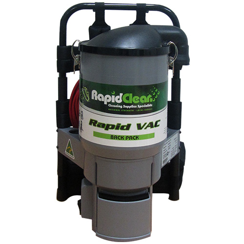 Rapid Vac Back Pack
