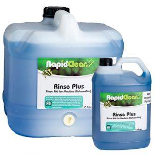 Machine Rinse Aid - Rinse Plus