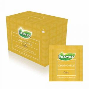 Pickwick Calm Chamomile Enveloped Teas