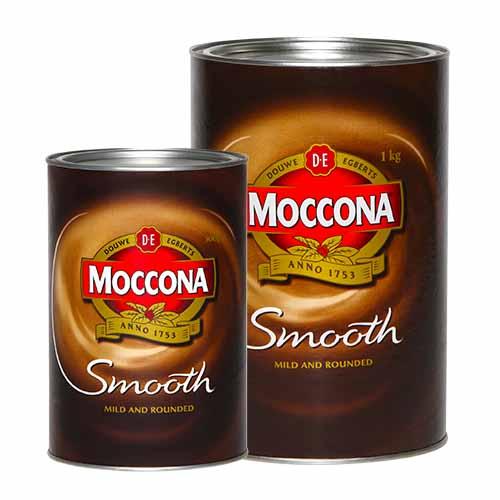 Moccona Granulated Smooth