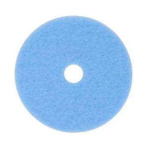 3M Sky Blue Hi-Performance Burnish Pad 3050