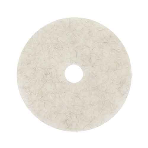 3M Natural Blend White Pad 3300