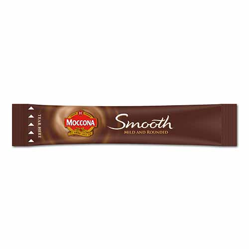 Moccona Granulated Smooth Single Serve Sticks