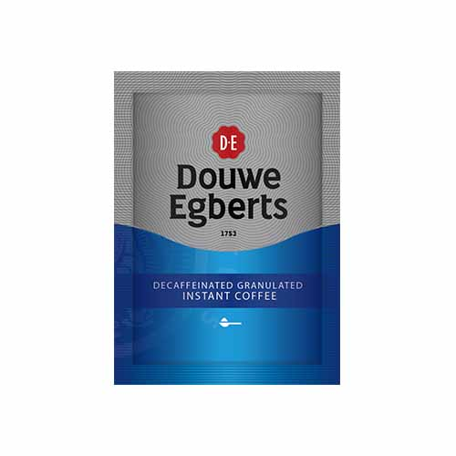 Douwe Egberts Decaffeinated Single Serve Sachets