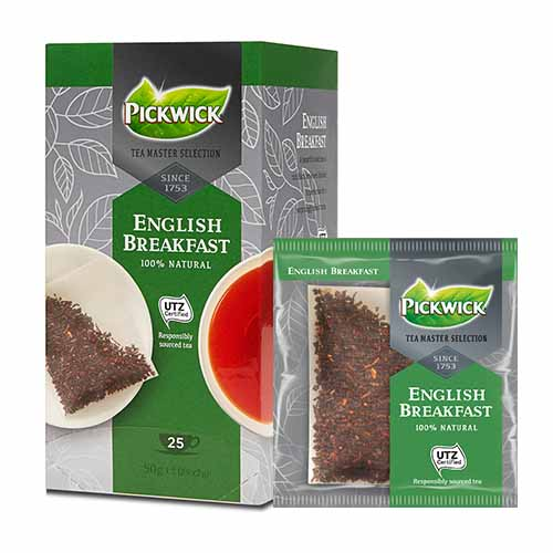 Pickwick Tea Master Selection English Breakfast
