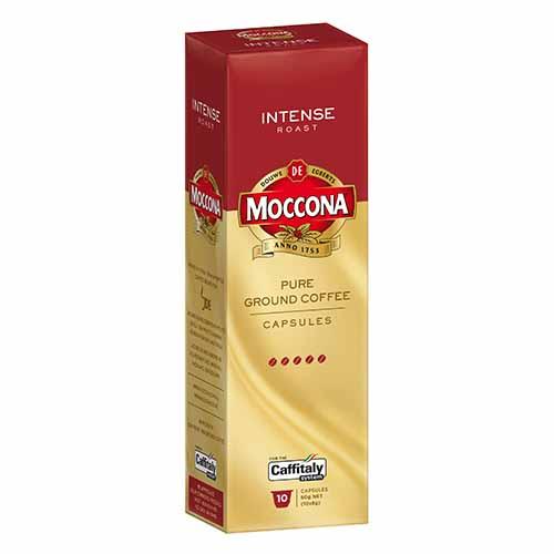 Moccona Intense Roast Caffitaly Capsules