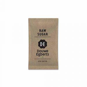 Douwe Egberts Raw Sugar Single Serve Sachets