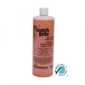 Scotch-Brite Quick Clean Griddle Liquid 701
