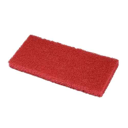 3M Doodlebug Red Medium Duty Pad 8243