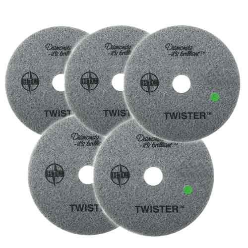 Floormaster Twister Green - Diamond Clean & Polish