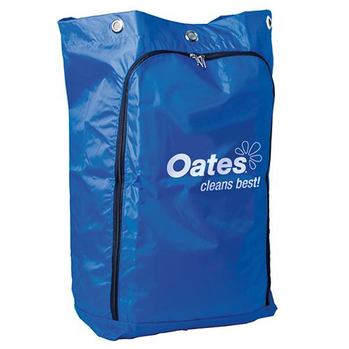 Janitors Cart Replacement Zip Bag