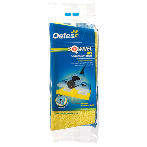 Sqwivel MK2 Squeeze Mop Refill
