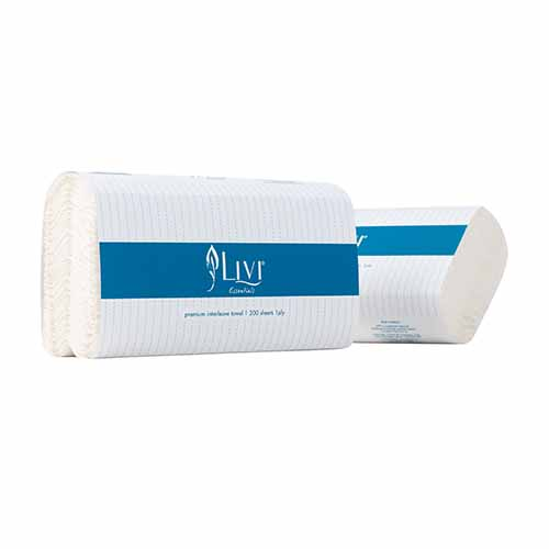 Livi Essentials Multifold Hand Towel