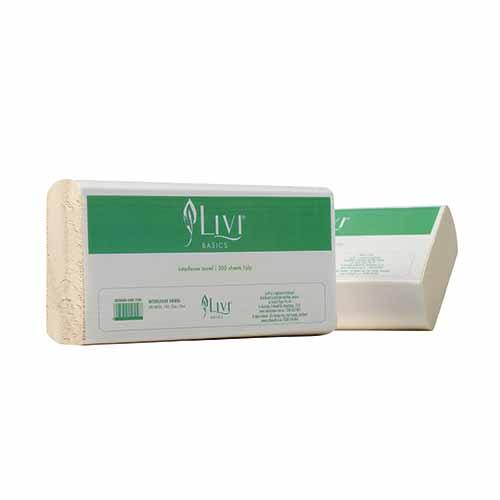Livi Basics Multifold Hand Towel