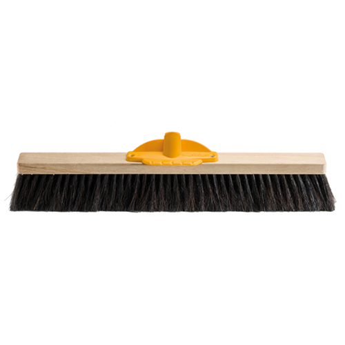 600mm Smooth Sweep Deluxe Hair Blend Broom - Head Only