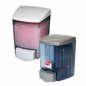 ClearVu Encore Liquid Soap Dispenser