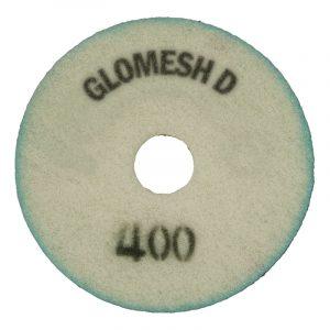 Glomesh Diamond Stone Floor Pads 400 grit