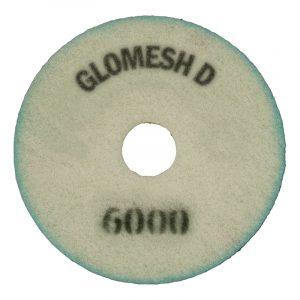 Glomesh Diamond Stone Floor Pads 6000 grit