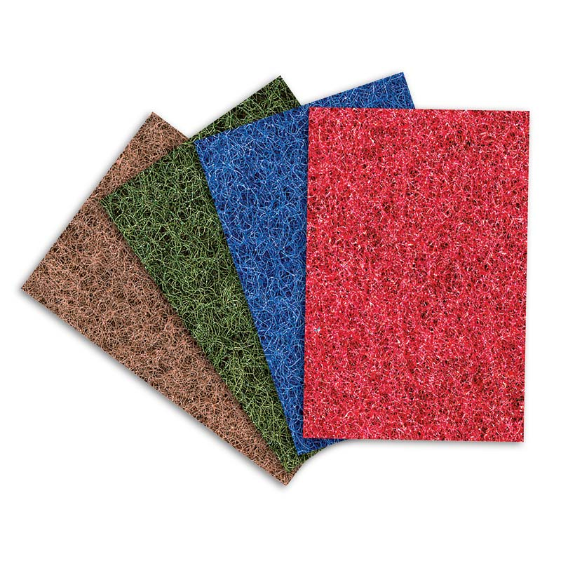 Glomesh Regular Rectangular Thickline Floor Pads - 700mm x 350mm