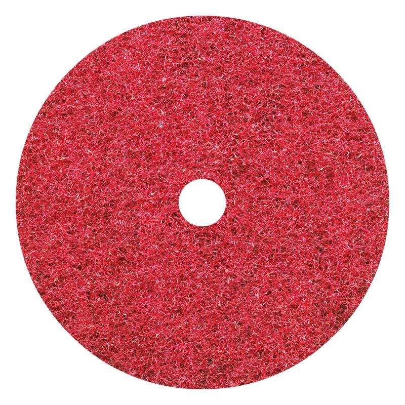 Glomesh Red Spray Buff Regular Speed Floor Pads
