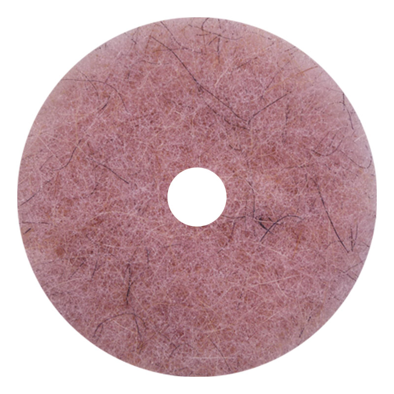 Glomesh Jackeroo Pink Ultra High Speed Floor Pads