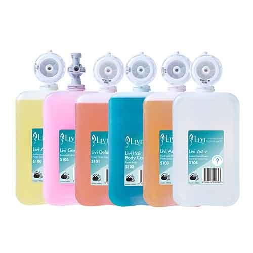 Livi Interchangeable Soap Pods