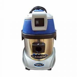 Cleanstar Commercial Vac.15L Stainless Steel