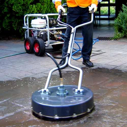 Aussie Pumps Accessories - Flat Surface Cleaner