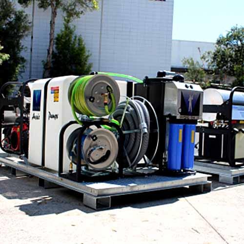 Aussie Pumps Hydro Loop Mobile Steam Cleaner - 4000 PSI