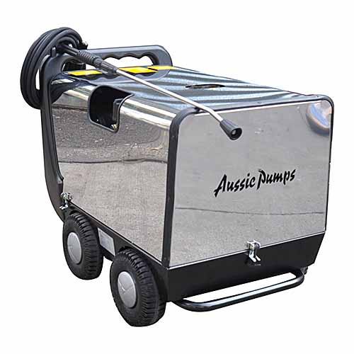Aussie Pumps Super Indy Steam Cleaner - 1500 PSI
