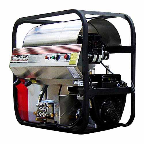 Aussie Pumps Hydrotek Wet Steam Cleaner - 4000 PSI