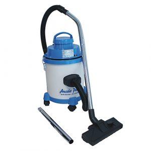 Aussie Pumps 10L Wet-Dry commercial vac with 32mm accessories
