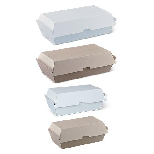 Detpak Endura Snack Boxes