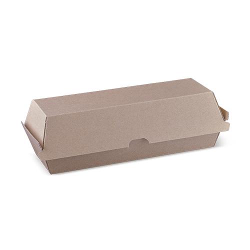 Detpak Endura Hot Dog Box