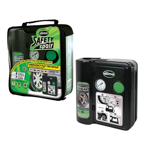Slime Safety Spair Tyre Repair Kit