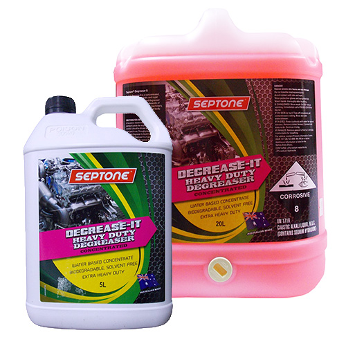 Septone Degrease It Water Based Degreaser