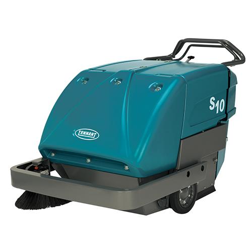 Tennant S10 Industrial Walk Behind Sweeper