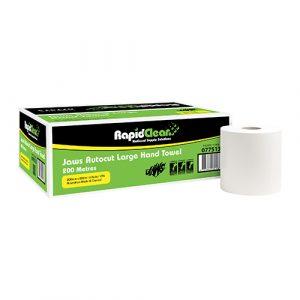 RapidClean Autocut Large Hand Towel 200m