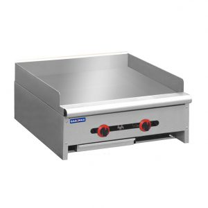 RGT-24ELPG Two burner griddle LPG