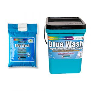 Tasman Chemicals Bluewash Concentrated Laundry Powder