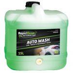 RapidClean Auto Wash