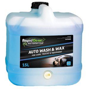 Auto Wash and Wax