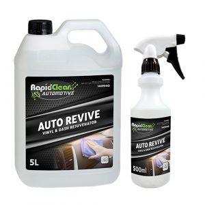 RapidClean Auto Revive