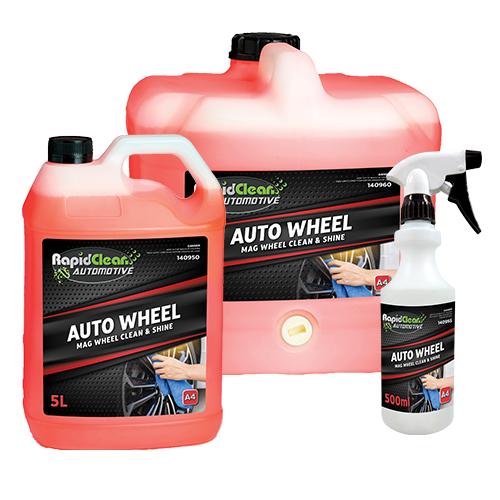 RapidClean Auto Wheel